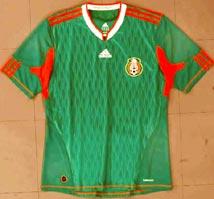 nueva playera mexico